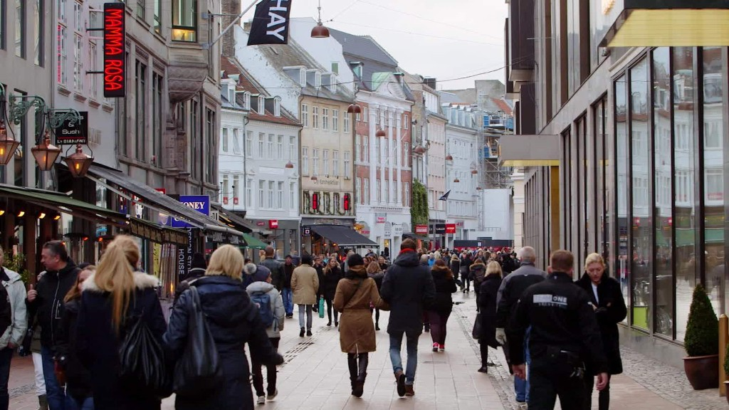 Could the Danish welfare state ever work in the United States?