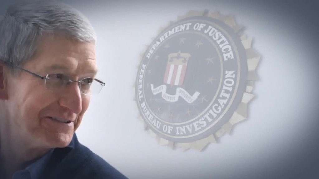 Apple takes on FBI over order to hack an iPhone