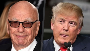 Frenemies with benefits: A brief history of the Trump-Murdoch relationship