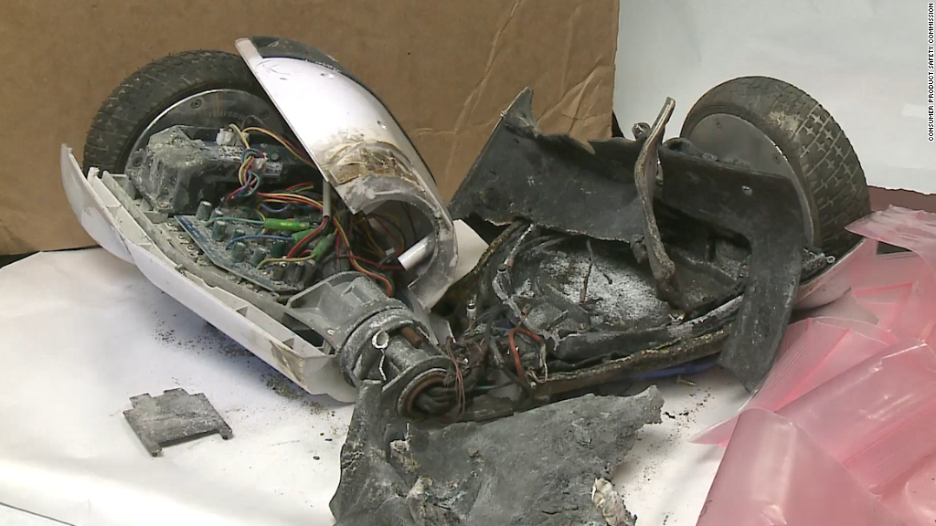 Hoverboards tested for safety