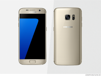 Samsung: Don't freak out about exploding Galaxy S7s