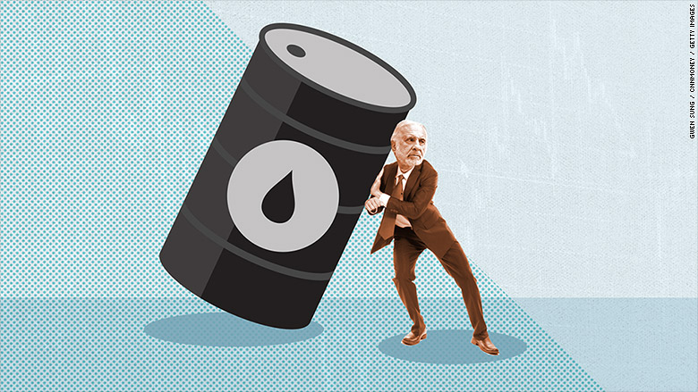 icahn vs oil