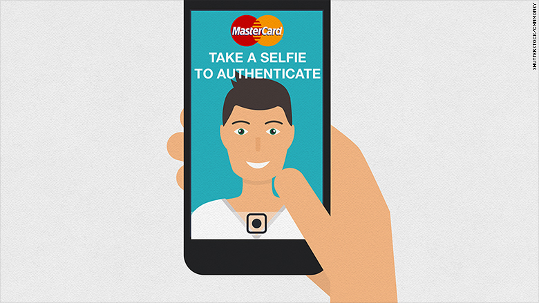 mastercard selfie authentication