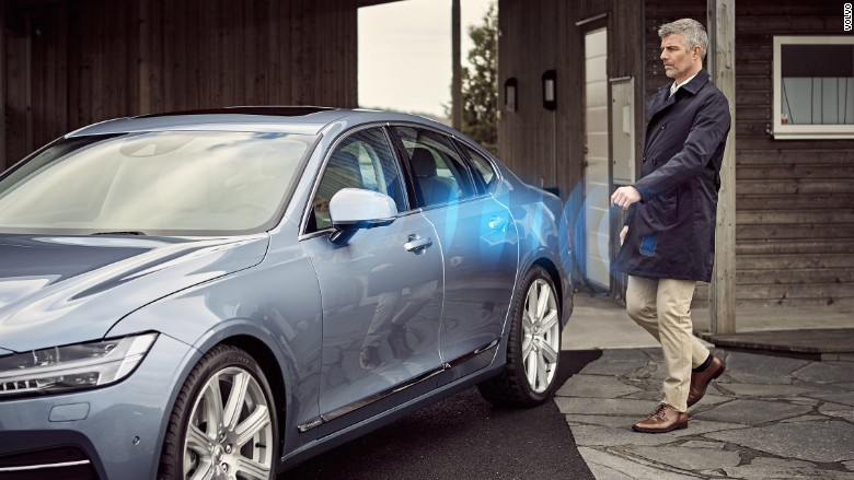 Your phone could soon be your car key