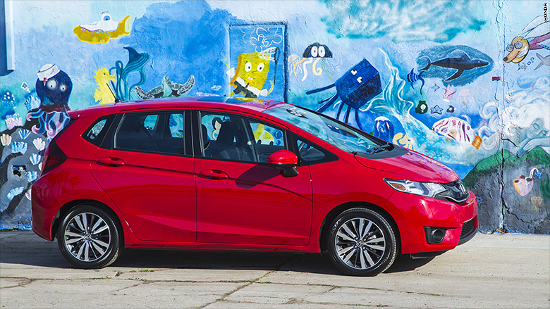 Delightful Consumer Reports 2016 Honda Fit