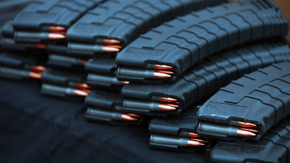 Gun sales drive demand for high capacity magazines