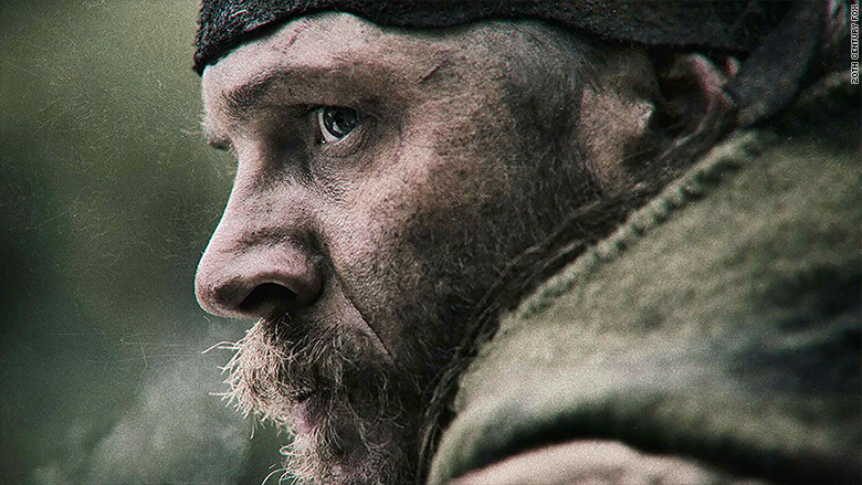 tom hardy revenant