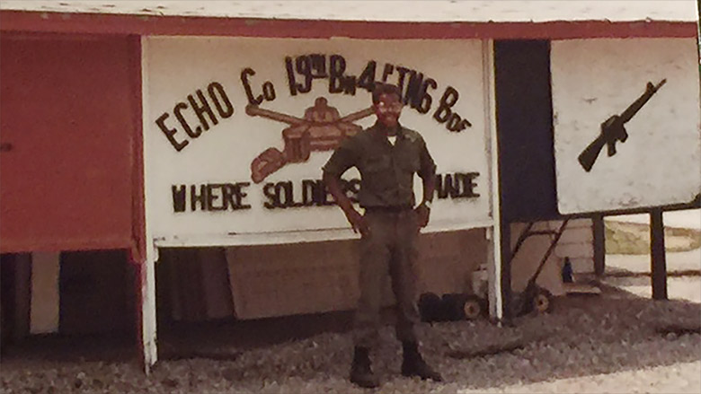 my american success story basic training