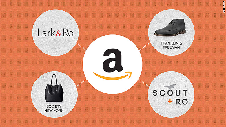 amazon fashion brands