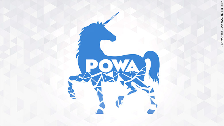 powa unicorn
