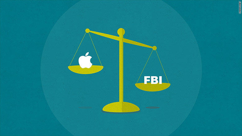 apple vs fbi scale
