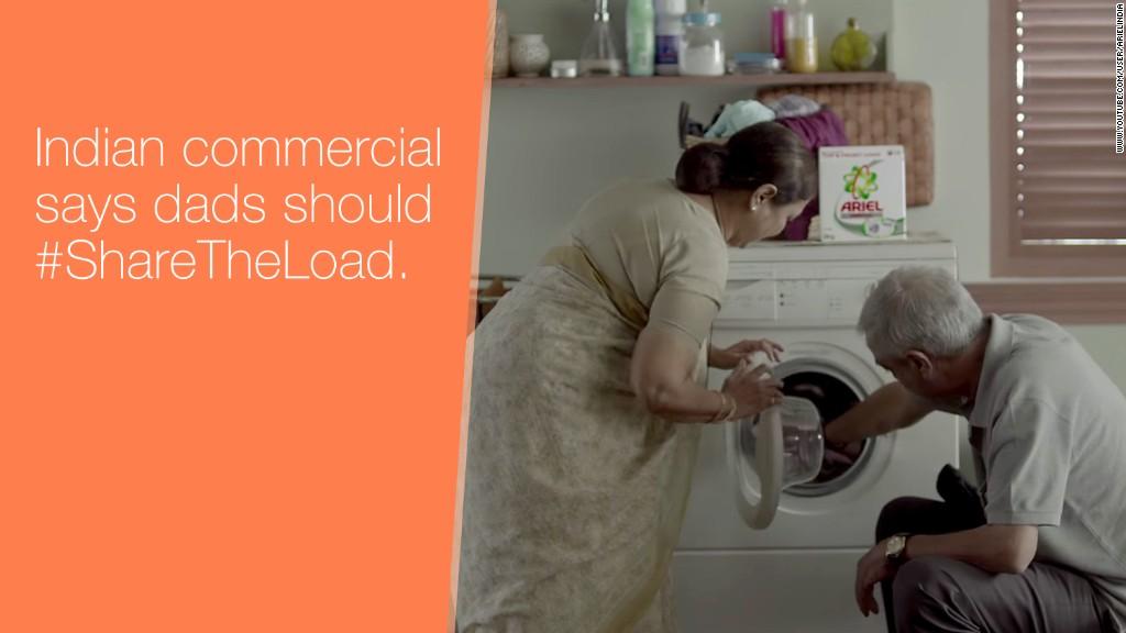 Sheryl Sandberg loves this commercial