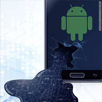 Android phones are easier for police to crack than iPhones