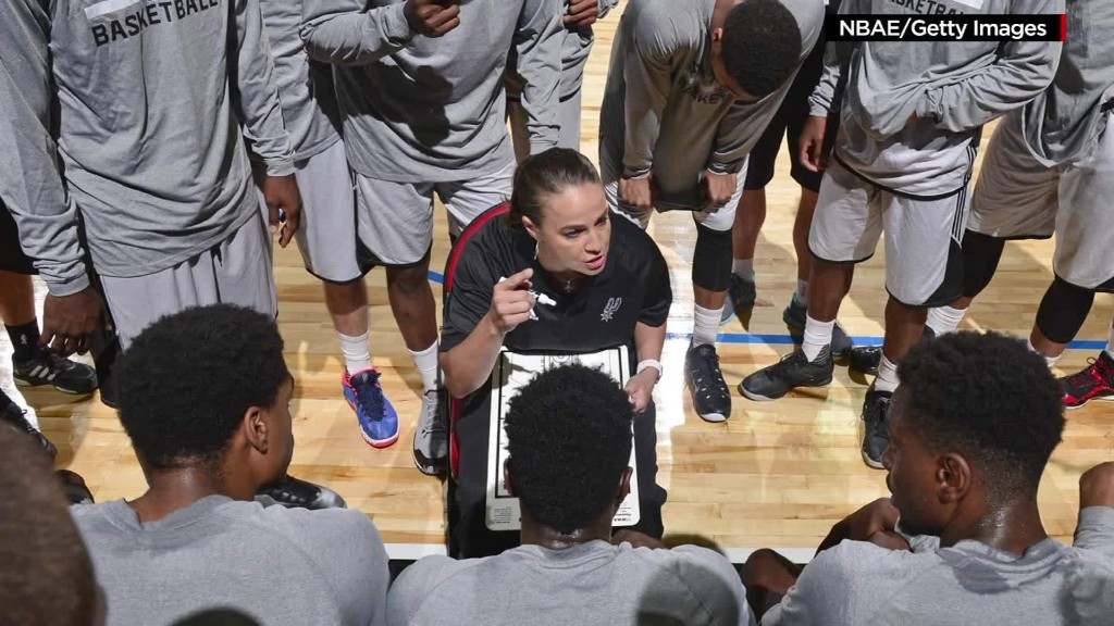 Becky Hammon: Underestimated is 'story of my career'