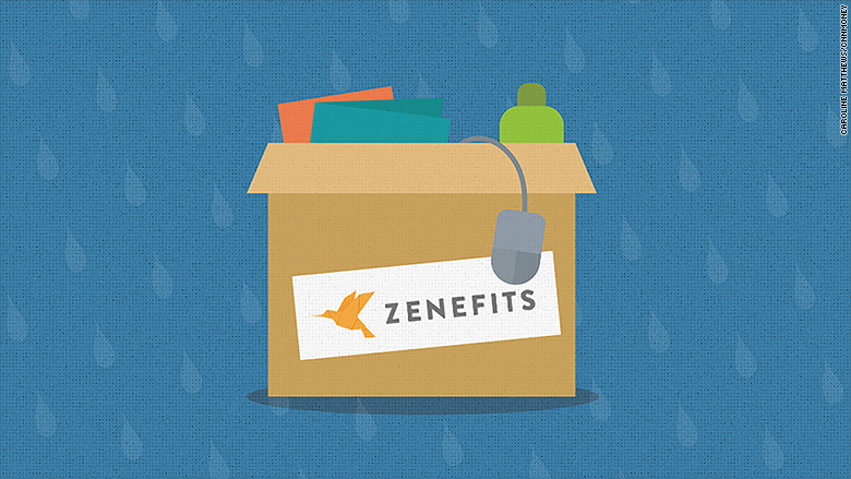 zenefits layoffs