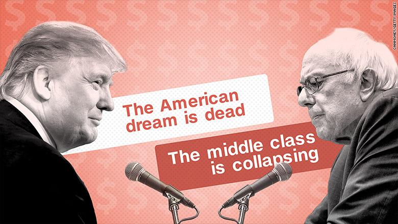 trump sanders debate 2