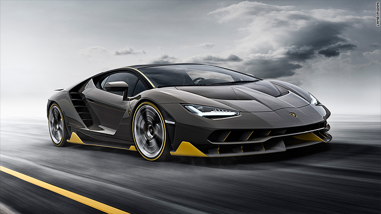 Most powerful Lamborghini ever is already sold out