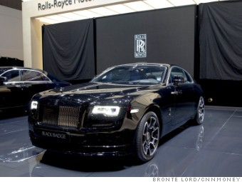 This New Rolls Royce Has A Snarl