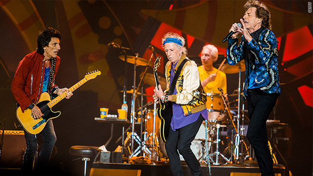 The Rolling Stones to perform free concert in Cuba
