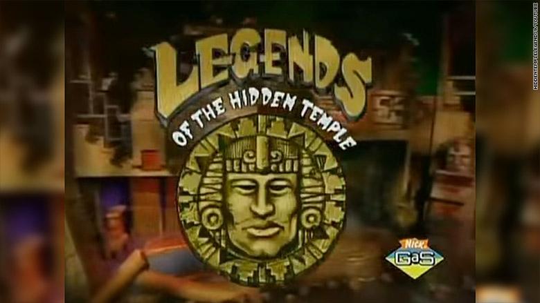 legends of the hidden temple still