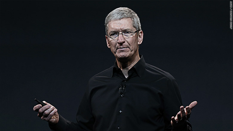 Tim Cook tells Time: FBI fight is like a 'bad dream'