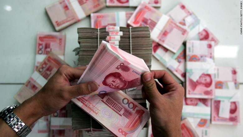 china yuan fraud