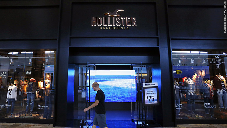 hollister california broomfield colorado