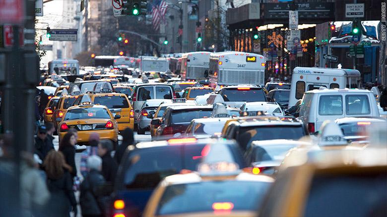 worst commute nyc