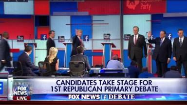 Rematch: Donald Trump vs. Megyn Kelly