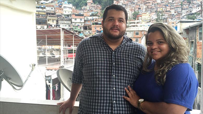 Barbara Araujo Allan Alves Rio