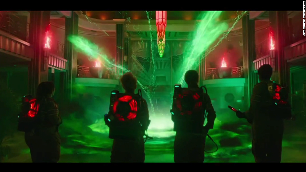 Watch the new 'Ghostbusters' trailer