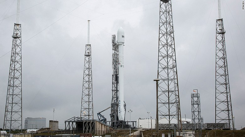 spacex ses mission fifth attempt