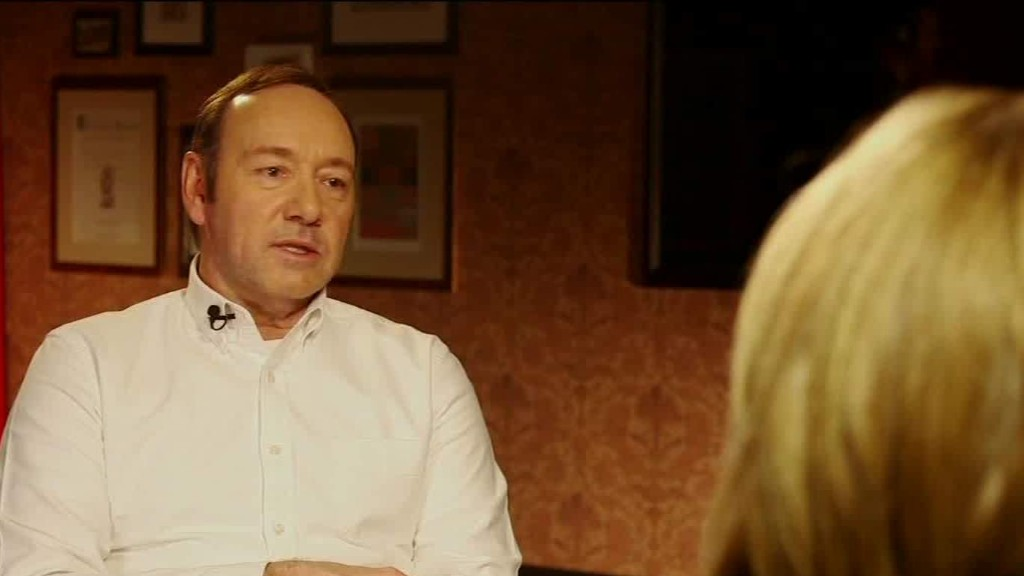 Kevin Spacey compares 2016 to past campaigns