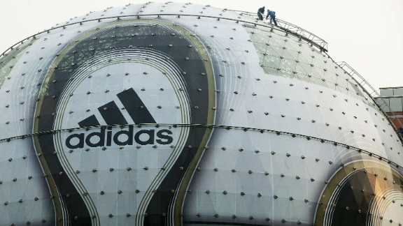 Adidas joins the fight against plastic