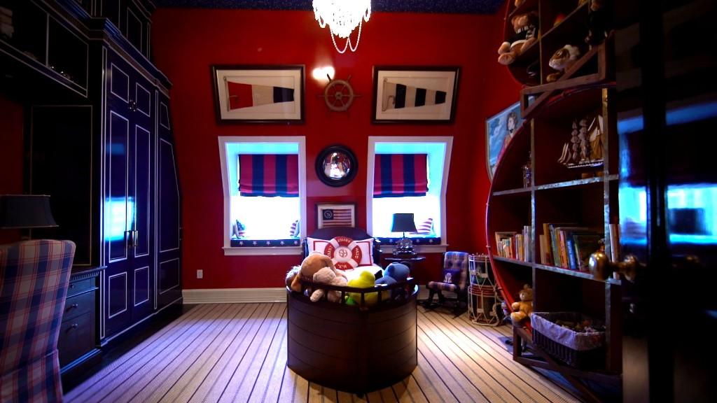 A peek inside Tommy Hilfiger's Plaza penthouse