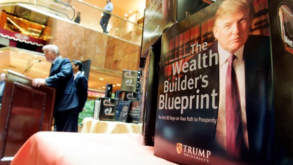 Trump University $25 million settlement approved