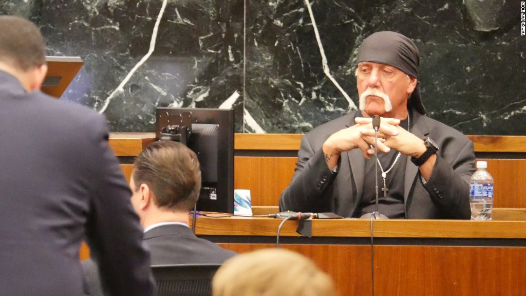 Hulk Hogan vs. Gawker: A timeline