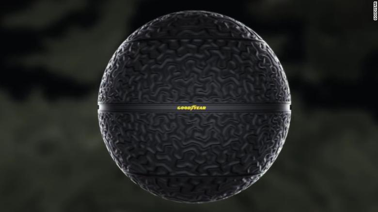 goodyear spherical tire 2