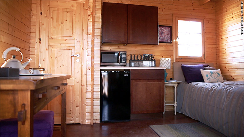 Tiny House Town Beautiful Seattle Tiny House: Can Tiny Homes Solve Homelessness?