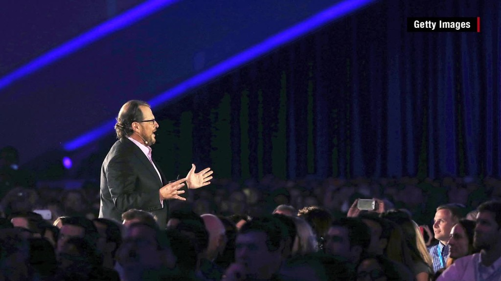 Salesforce CEO: It is 'so easy' to close pay gap