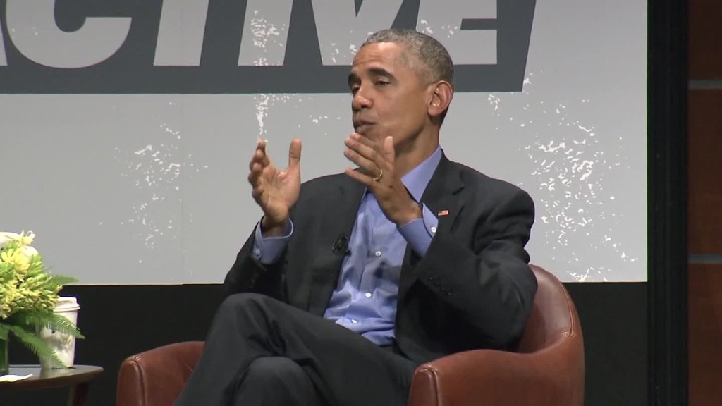 President Obama recruits techies at SXSW