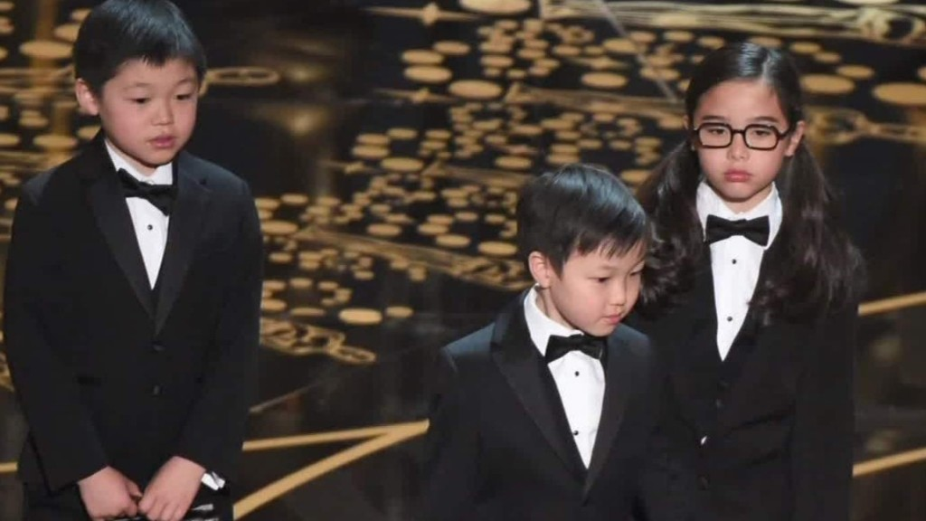 Chris Rock criticized after Asian joke at Oscars