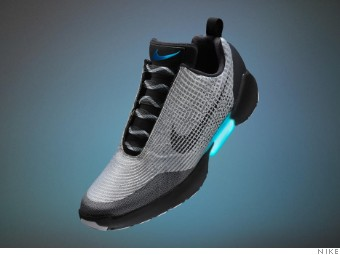 6b9a59680eaa5 Nike s self-lacing HyperAdapt sneaker will cost you  720
