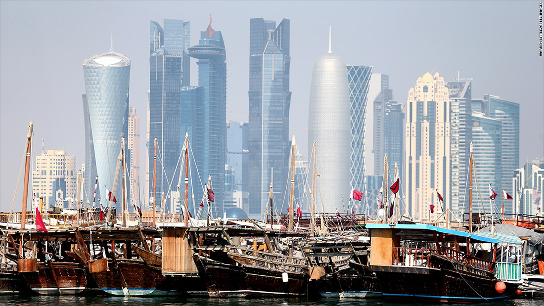 Qatar - Tourism is spiking in these 8 countries - CNNMoney