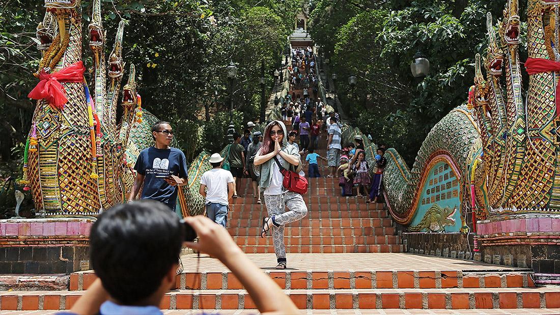 tourism spike thailand