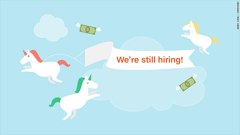 unicorn still hiring