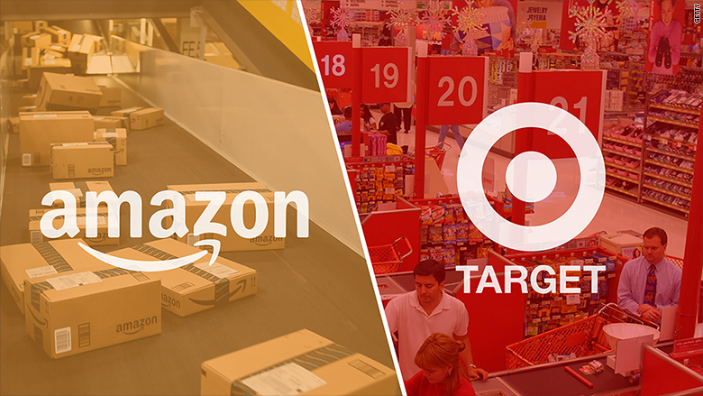 logistics executive lawsuit amazon target