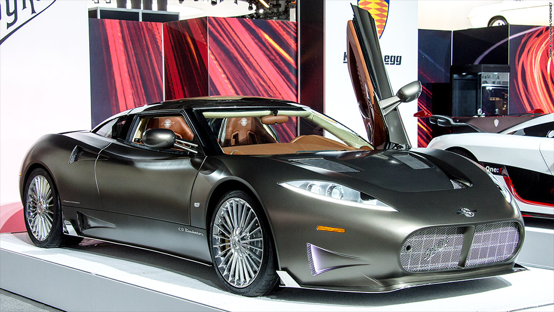 Cool Cars From The New York Auto