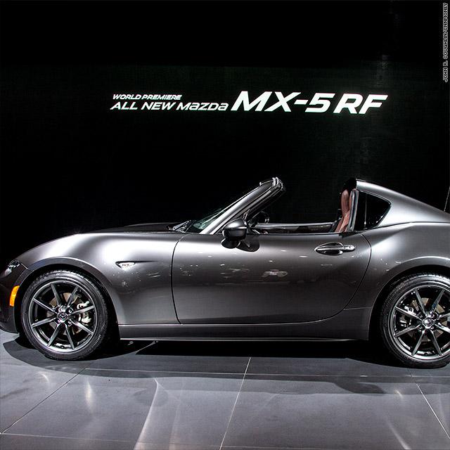 Mazda Mx 5 Rf