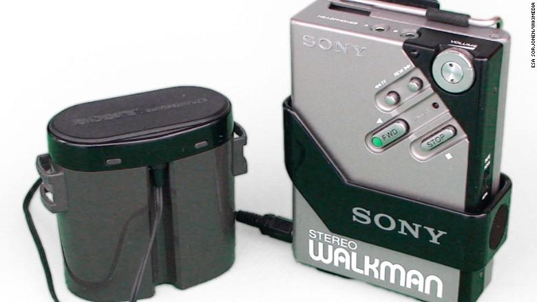 80s walkman